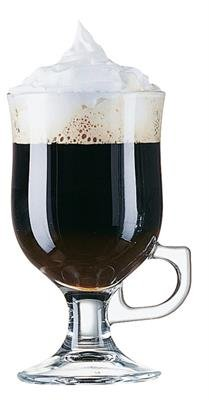 Verre à pied bock 24 cl Irish Coffee Arcoroc Professionnal non trempé - Lot de 6