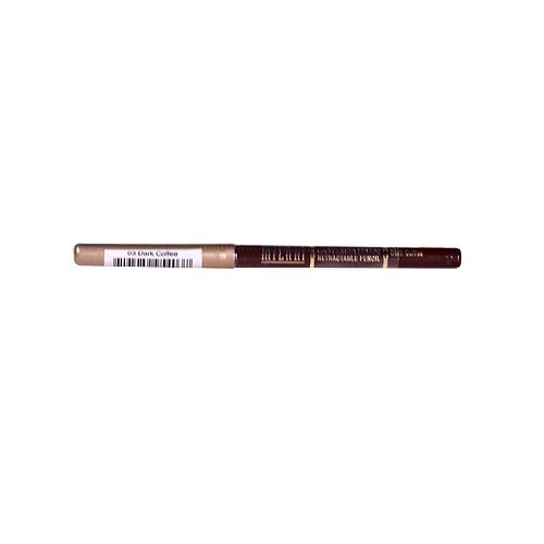 MILANI EASY LINER FOR LIPS LIP LINER DARK COFFEE