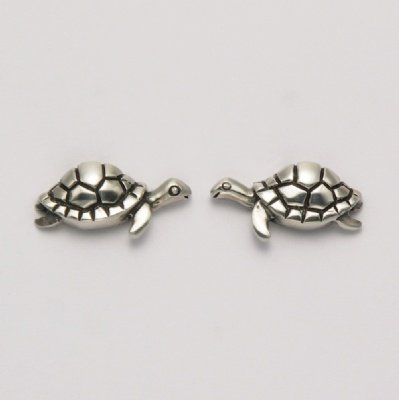 Sea Turtle Profile Earrings