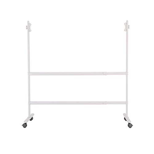 Zhidian Universal Mobile Dry Erase Boards White Board Bracket (Telescopic 48-94 inches in length) (48-60inches) (Dry Erase Board Mounting Bracket compare prices)