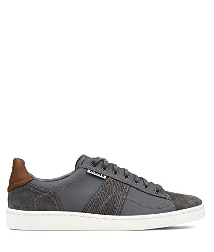 G-STAR RAW FOOTWEAR BRAG Wildcard HB Nylon, Scarpe outdoor multisport uomo Grigio Dark Grey Coated Twill  H77 41