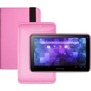 Visual Land Prestige 7G ME7G8TC-PNK 7-Inch 8 GB Tablet (Pink)