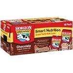 Horizon Organic Lowfat Milk Chocolate...