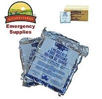 Augason Farms 3600-Calorie Emergency Energy Bar - 10 ct