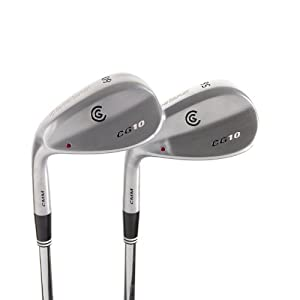 New Cleveland CG10 Wedges 56& 60(1 Dot) LH by Cleveland Golf