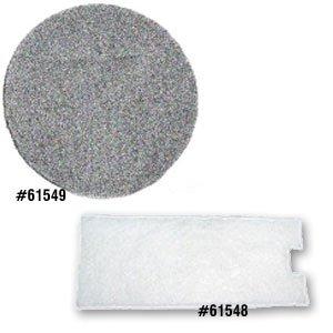 Eureka Model 970 Micro Vacuum Cleaner Filter Set - 61548 & 61549