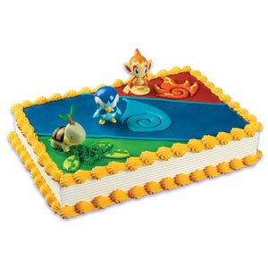 Can Walmart Make A Pikachu Cake
