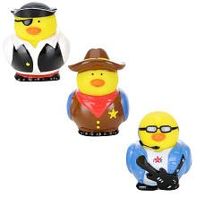 Babies R Us Rubber Duck Squirt Toys - 3-Pack - 1
