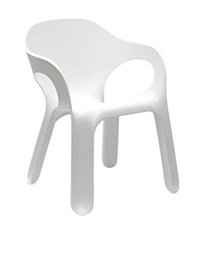 Magis Set Silla 4 Uds. Easy Chair Blanco