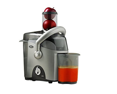 Oster FPSTJE3168-000 Big Mouth Juice Extractor, Gray (Juicers compare prices)