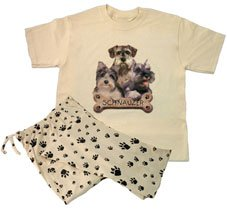 Buy Schnauzer Lounge Wear Set