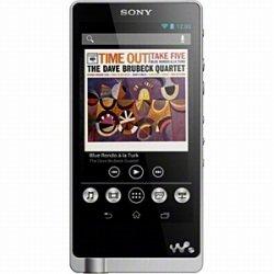 ソニー 【ハイレゾ音源対応】Android搭載デジタルオーディオプレーヤー walkman(シルバー/128GB) NW-ZX1/SM