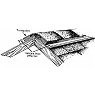 Trimline 62406 Trimline Shingle-Over Ridge Vent Pack of 12