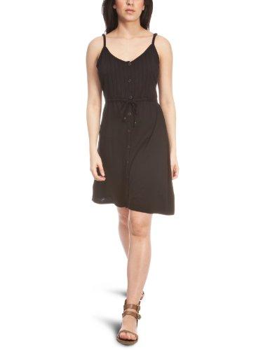 Emu Australia BOOMERANG BEACH DRESS Strappy Women's Dress BLACK X-Small