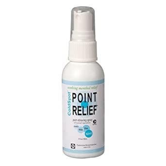 Point Relief 11-0700-1 ColdSpot Spray, 2 oz Bottle