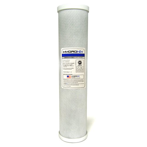 Hydronix CB-45-2010 NSF Carbon Block Filter 4.5