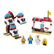 LEGO SpongeBob Glove World 3816 Amazon.com