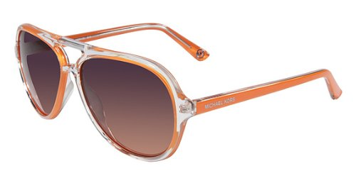Michael Kors Caicos M2811S Sunglasses Orange 57 14 145 front-158549