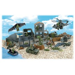 Buy Low Price Ever Sparkle Industrial 200-Piece Giant Army Playset Figure (B000C26AL4)