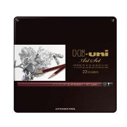 三菱鉛筆 ハイユニ アートセット