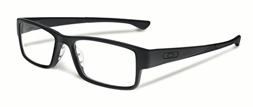 Oakley Airdrop OX8046-0153 Eyeglasses Satin Black 53 (Oakley Frame Glasses compare prices)