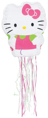 Ya-Otta-Pinata-Pull-Pinata-22-by-17-Inch-Hello-Kitty