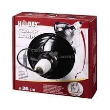Hobby Clamp Lamp d.26cm, aquarium accessories, anchor