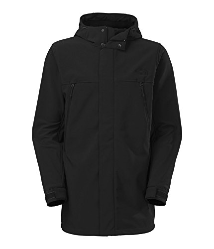 The North Face Men's Apex Bionic Trench Small TNF Black (The North Face Breeze compare prices)