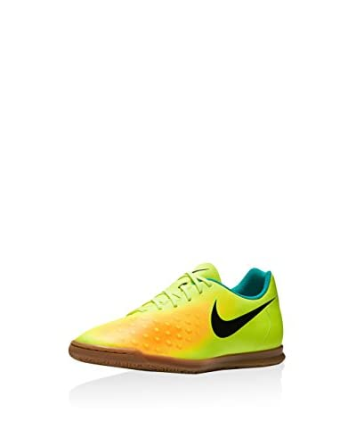 Nike Sneaker Magistax Ola II Ic [Lime/Nero/Arancione]