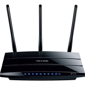 Tp Link Tp-Link Tl-Wdr4300 Wireless Router - Ieee 802.11N. Tl-Wdr4300 11Abgn 750Mb 2.4G/5G 4Port Wl Dual Band Gb Router Spi. 3 X Antenna - Ism Band - Unii Band - 450 Mbps Wireless Speed - 4 X Network Port - 1 X Broadband Port - Usb Desktop