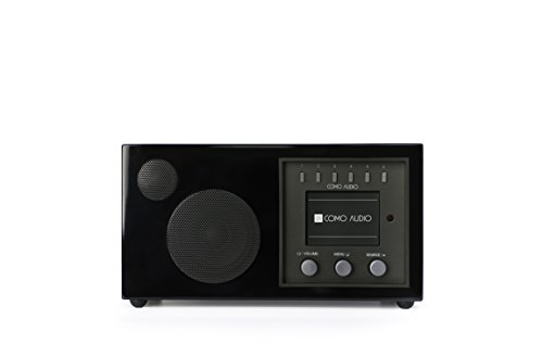 Como Audio Solo Wireless Speaker, Piano Black
