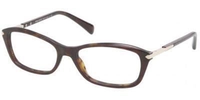 pradaPrada PR04PV Eyeglasses-2AU/1O1 Havana-54mm
