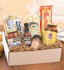 Taste of Italy Gourmet Combo - Italian Pasta and Sauces