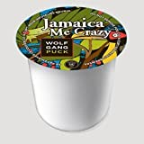 Wolfgang Puck Jamaica Me Crazy 24 K-Cups (Pack of 4)
