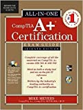 img - for CompTIA A+ Certification All-in-One Exam Guide (Exams 220-701 & 220-702) 7th (seventh) edition book / textbook / text book