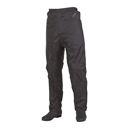 Spada Pantalons Textile Noir 905