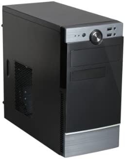 Rosewill Dual Fans MicroATX Computer Case