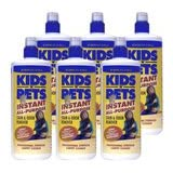 KIDS 'N' PETS Brand - Stain and Odor Remover, 6 pack, 32 fluid ounce bottles (192 fluid ounces total)