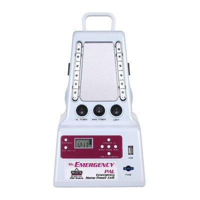 Mr. Emergency (Gp900) Gray 9Ah 150W Pal Power Unit