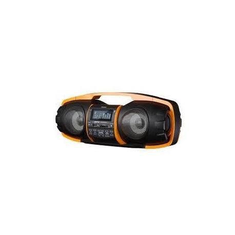 Daewoo DBU 57 Radio/Radiowecker (MP3-CD-Player, USB-Port)
