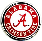 University of Alabama Crimson Tide Seal NCAA College Chrome Plated Premium Metal Car Truck Motorcycle Emblem at Amazon.com
