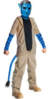 Avatar - Child Jake Sully Costume