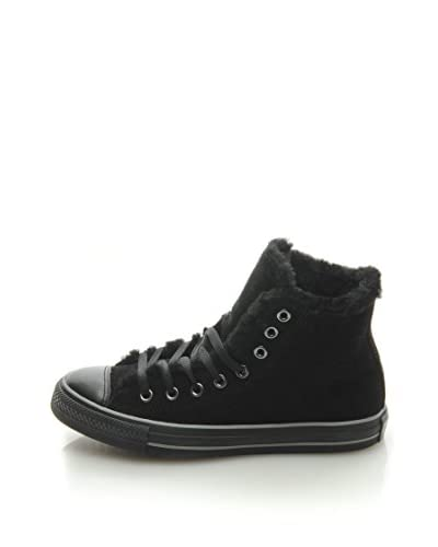 Converse Zapatillas All Star Hi Suede Shearling