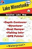 Search : Fishing Hot Spots Map of Lake Minnetonka