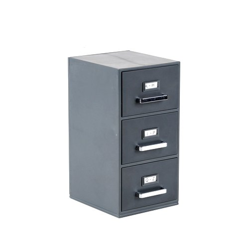 Other electronics mini filing cabinet business card for Business card filing cabinet