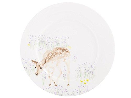 national-trust-toile-motivo-new-forest-piatto-fondo-in-porcellana-fine-in-ceramica-colore-beige