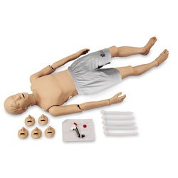 Full-Body CPR Trauma Manikin