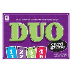 Duo Card Game - 1