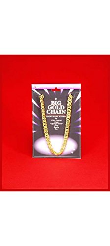 Morris Costumes Women's GOLD CHAIN, 4-6