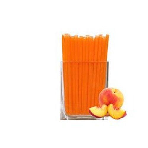 Peach Honeystix - Flavored Honey - Pack of 50 Stix - Honey Sticks